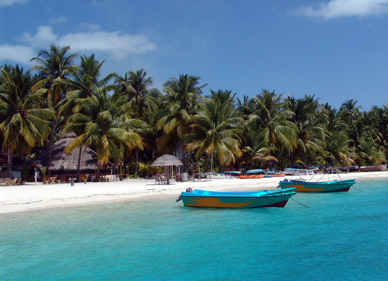 Bangaram Island, Lakshadweep Islands, India