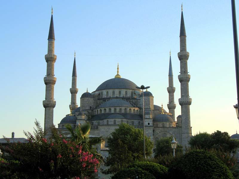 Sultanahmet Cami Istanbul, Turkey