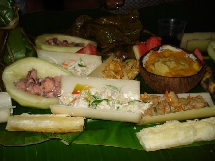 Tonga Feast