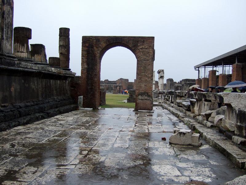 Pompeii , Italy