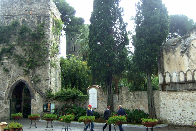 Villa Cimbrone Ravello, Italy