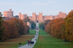 Windsor Great Park and Windsor Castle, Windsor, England