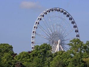 Windsor Wheel, Alexandra Gardens, Windsor, England