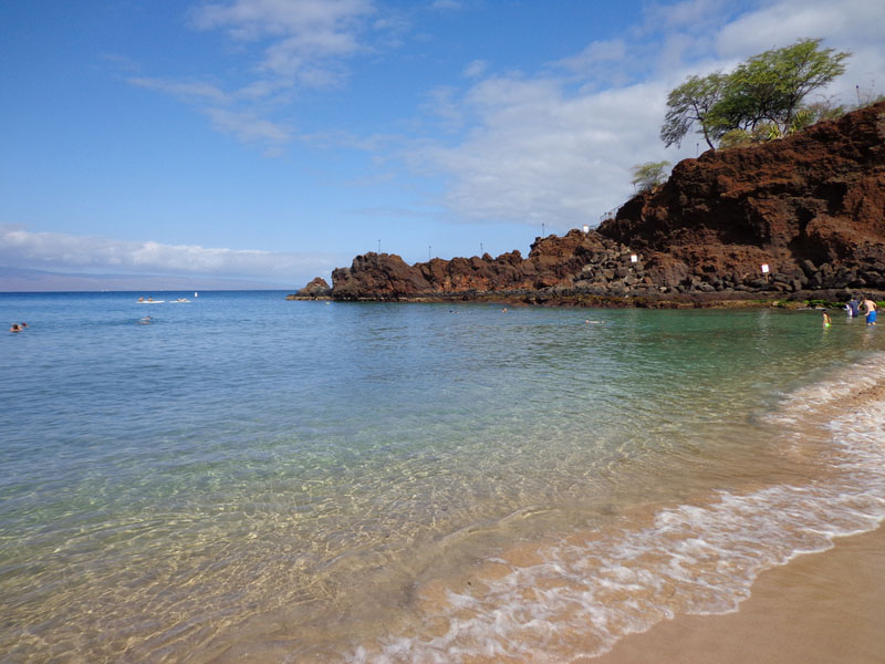 Kaanapali beach Maui, Hawaii By InternetAge Traveler