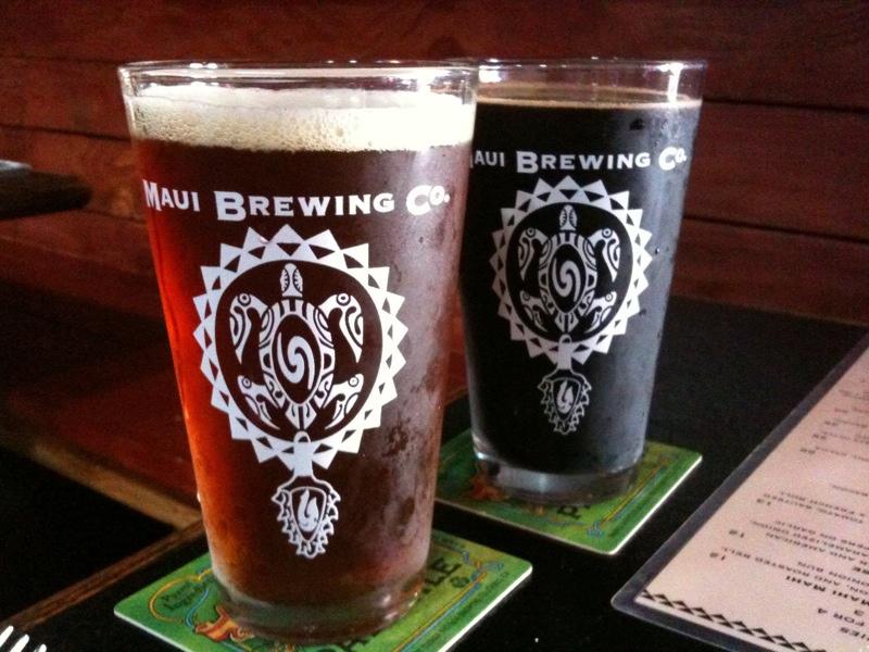 Maui Brewing Company By davemurf