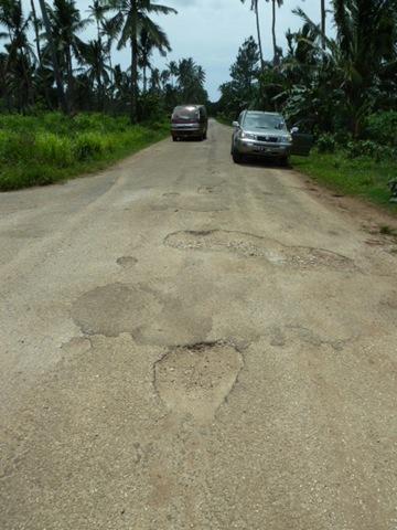 Tonga Road