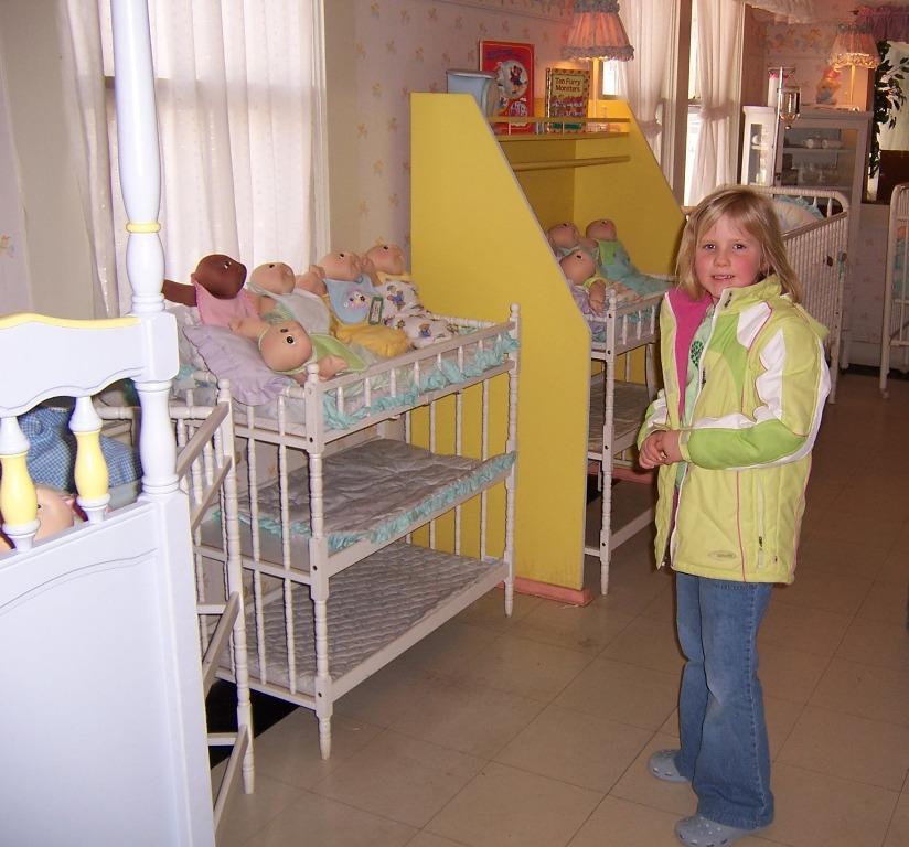 Babyland Nursery, Cleveland, Georgia