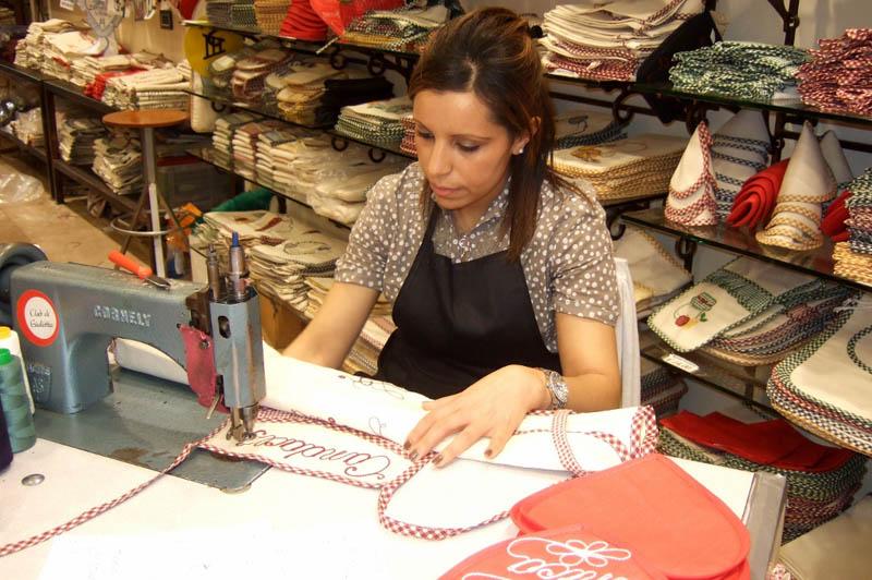 Candace's apron Verona, Italy