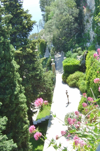 Gardens in Eze, France (1)