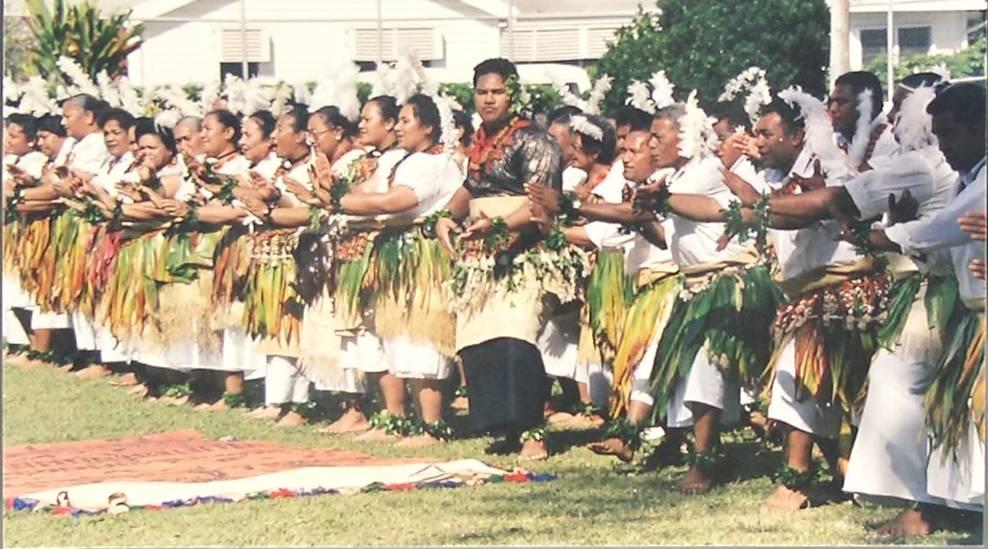 Lakalaka, Tonga