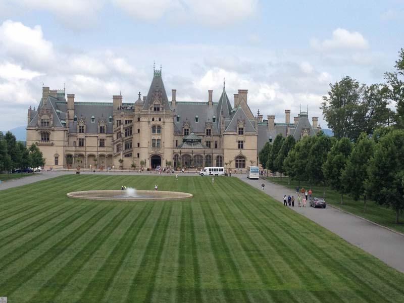 Biltmore Estate, Ashville, North Carolina