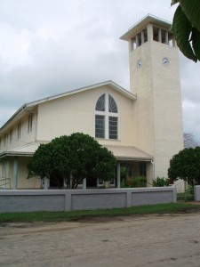 Free Wesleyan Church in Tonga
