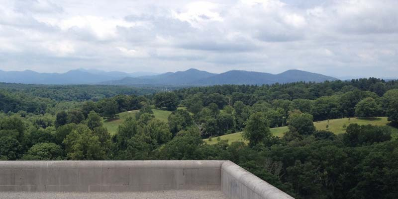 Great Smokey Mountain, Biltmore Estate,Ashville, North Carolina