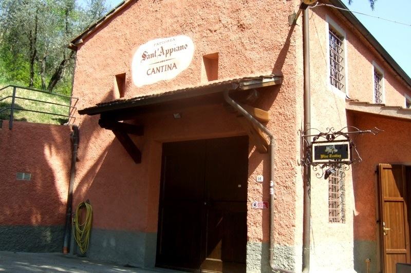 Sant' Appiano Winery Chianti, Italy
