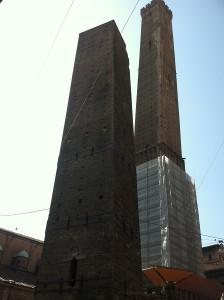 Due, Torri, Bologna Italy