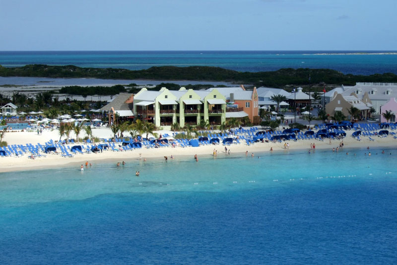 Grand Turk Cruise Center Turks and Caicos