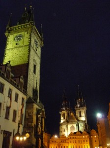 Prague - Old Town Hall