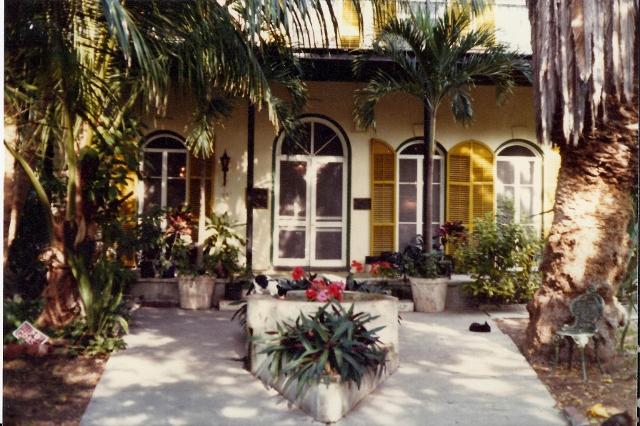 Hemingway House Key West Florida