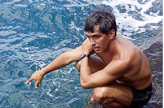 Nainoa Thompson, a modern day navigator