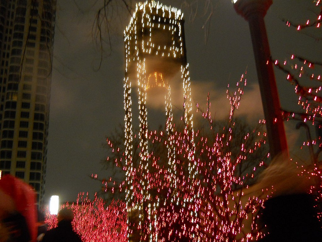 Bell Tower on Temple Square   Copyright Ruth Elayne Kongaika