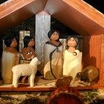 Maori Nativity (New Zealand)   Copyright Ruth Elayne Kongaika