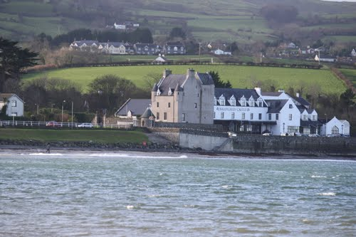 Ballygally Castle Hotel in Northern Ireland