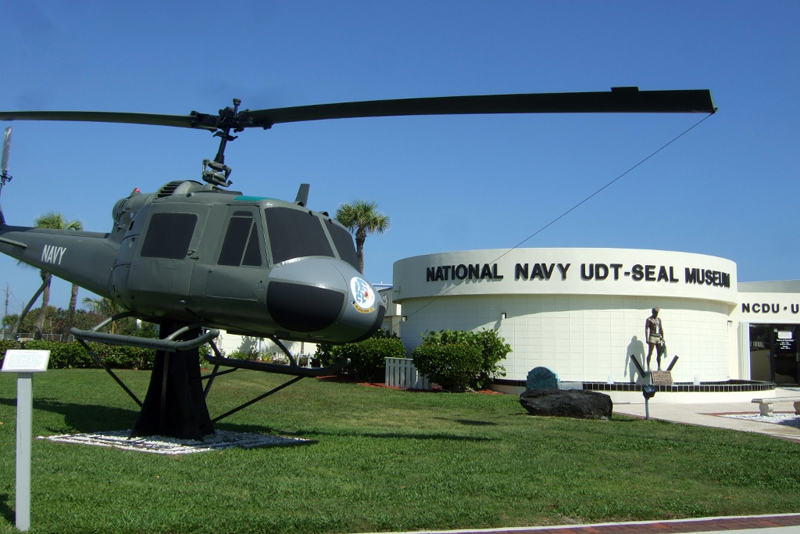 Navy Seal Museum, Fort Pierce, Florida
