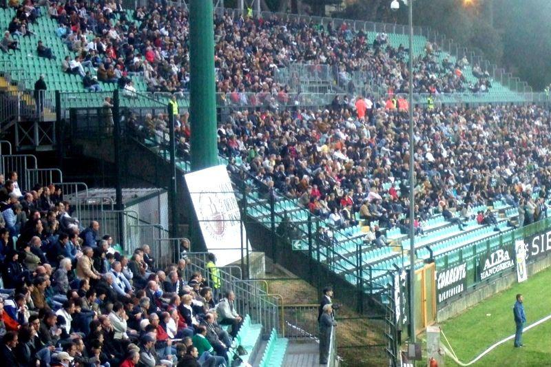 Soccer, Siena, Italy