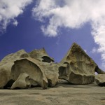 Remarkable Rocks at Flinders Chase National Park on Kangaroo Island, South Australia