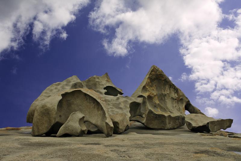 Remarkable Rocks at Flinders Chase National Park on Kangaroo Island, South Australia