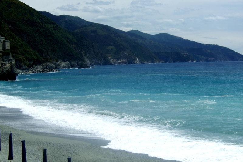 Levanto, Italy Beach