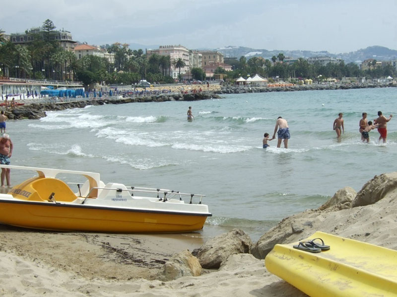 San Remo, Italy Beaches